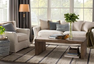 New & Now: Living Room