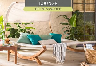 Outdoor Lounge Clearance