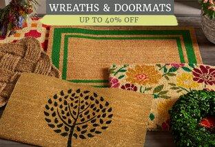 Wreath & Mat Clearance