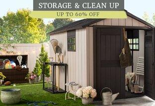 Patio Storage Clearance