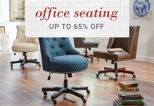 Seating up to 65% Off