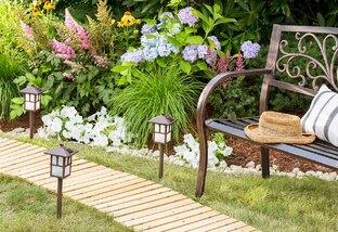 For a Charming Garden
