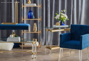 On Trend: Lucite