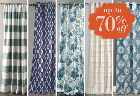 Best-Selling Curtains