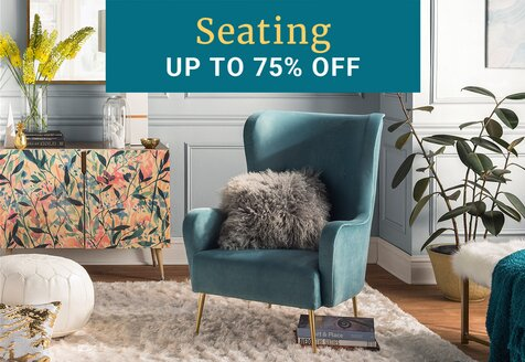 Instant Impact: Seating