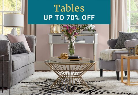 Instant Impact: Tables