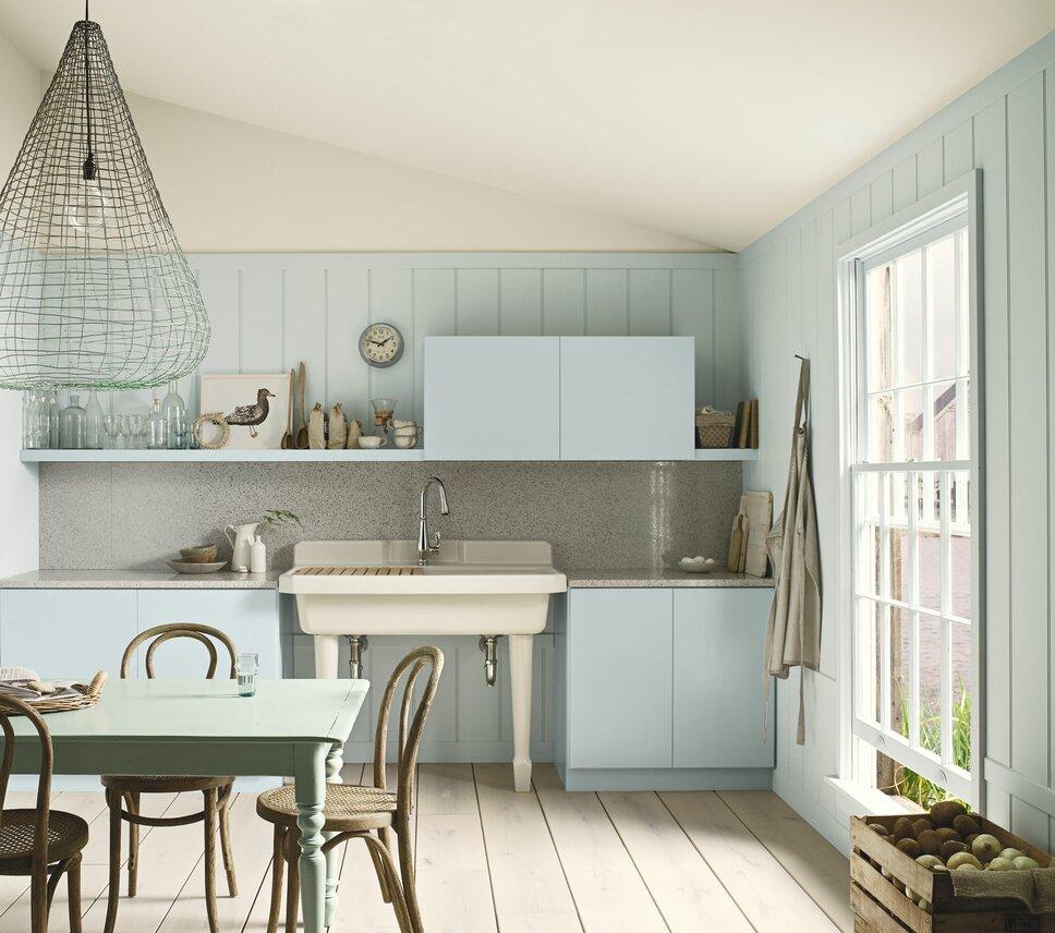 Cottage/Country Kitchen Design