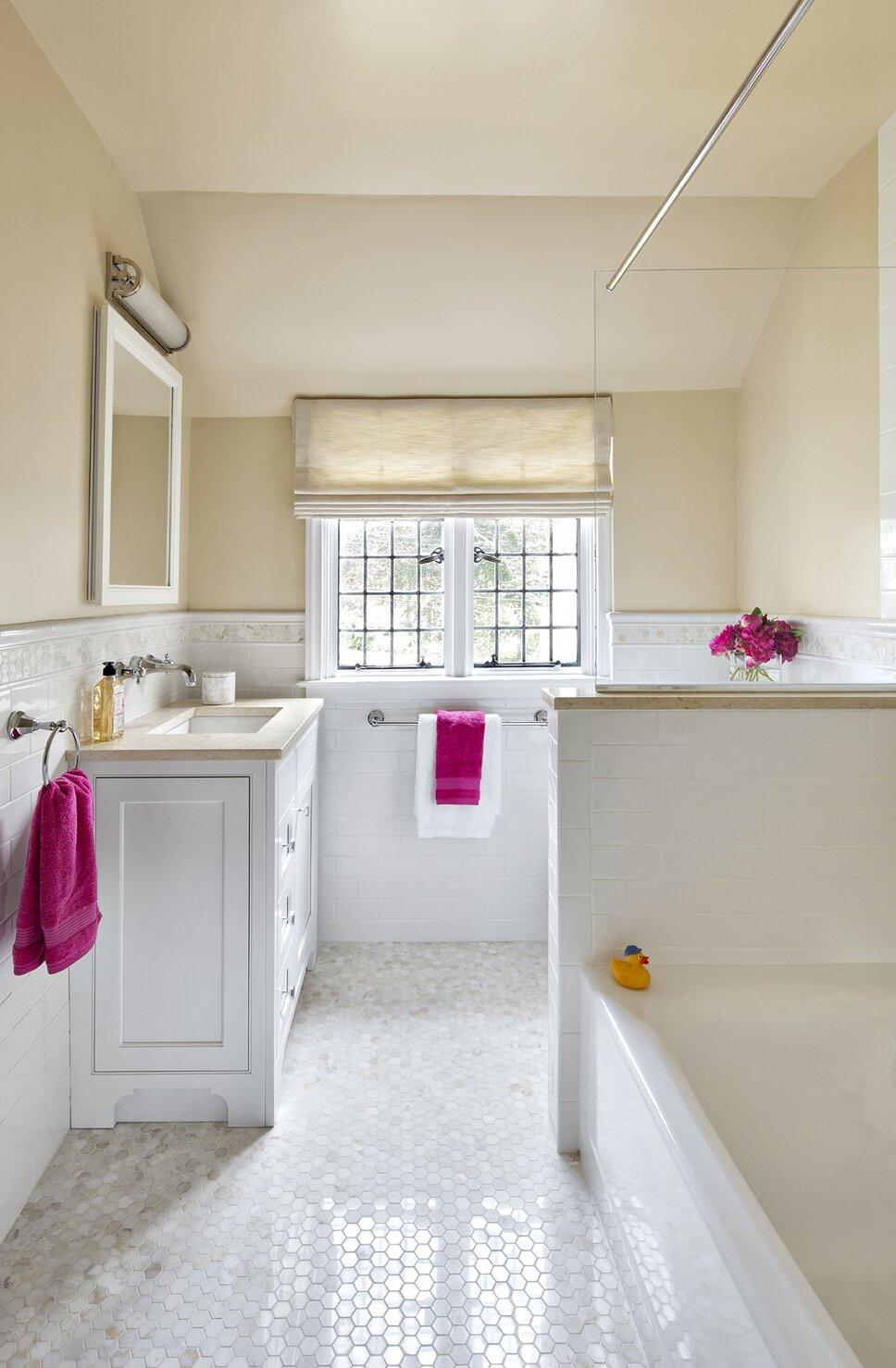 Modern & Contemporary Bathroom Design