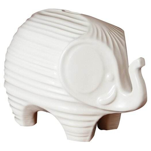 Elephant piggy bank reviews allmodern - Jonathan adler elephant ...