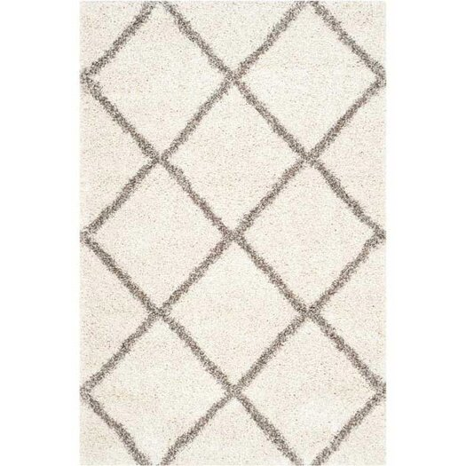 lucina ivory gray area rug amp reviews allmodern 18598