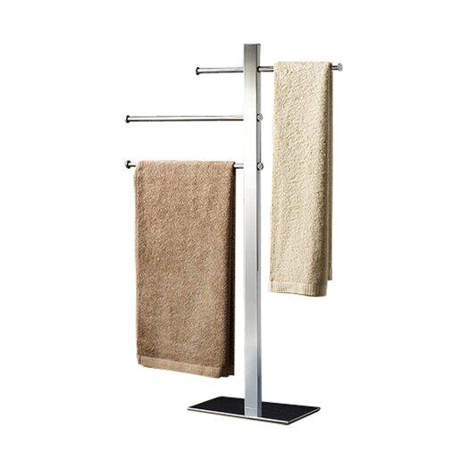 Bridge Sliding 3 Tier Free Standing Towel Stand Amp Reviews