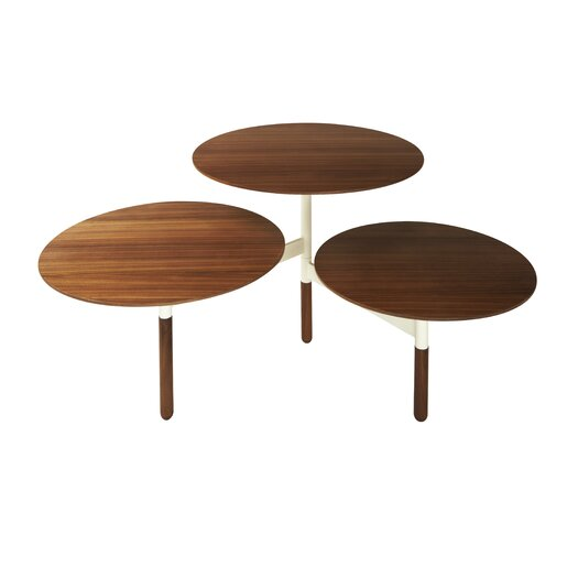 Lily pad coffee table reviews allmodern for Html table padding