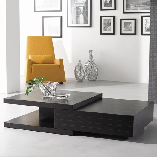 modern coffee table reviews allmodern. Black Bedroom Furniture Sets. Home Design Ideas