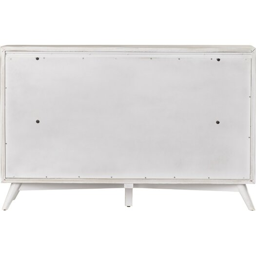Langley Street Parocela 7 Drawer Dresser Amp Reviews Allmodern Parocela Drawer Dresser Y8