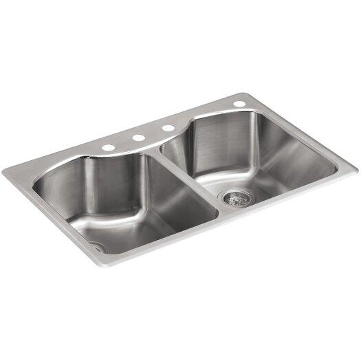 Kohler Kitchen Sinks Stainless Steel Top Mount : Renovation Kitchen Renovation ... Stainless Steel Kitchen Sinks Kohler
