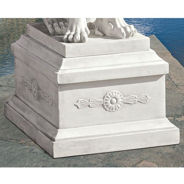 Outdoor Lion Statue Wayfair