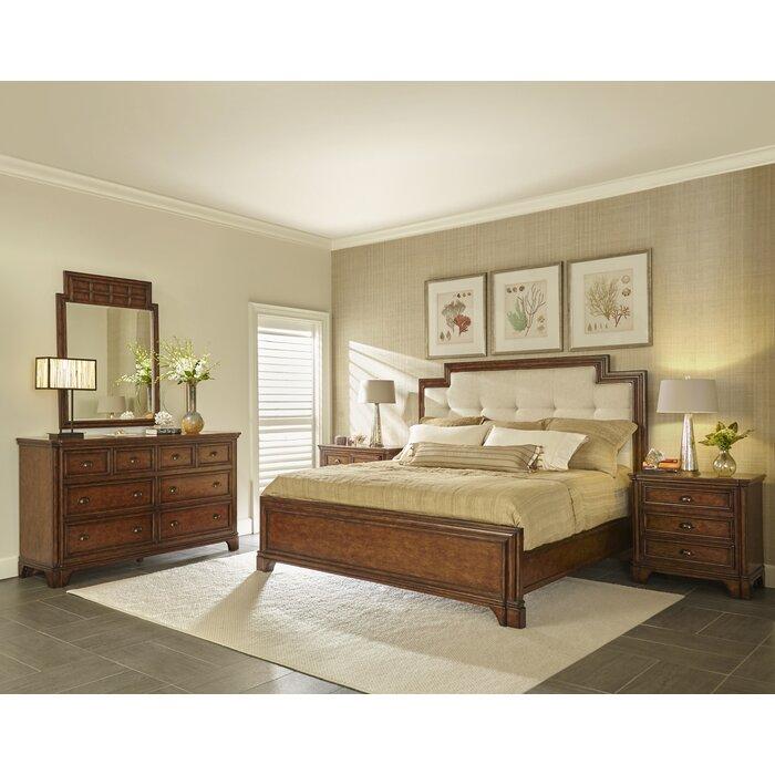 Stanley Tilden Panel Customizable Bedroom Set & Reviews | Wayfair