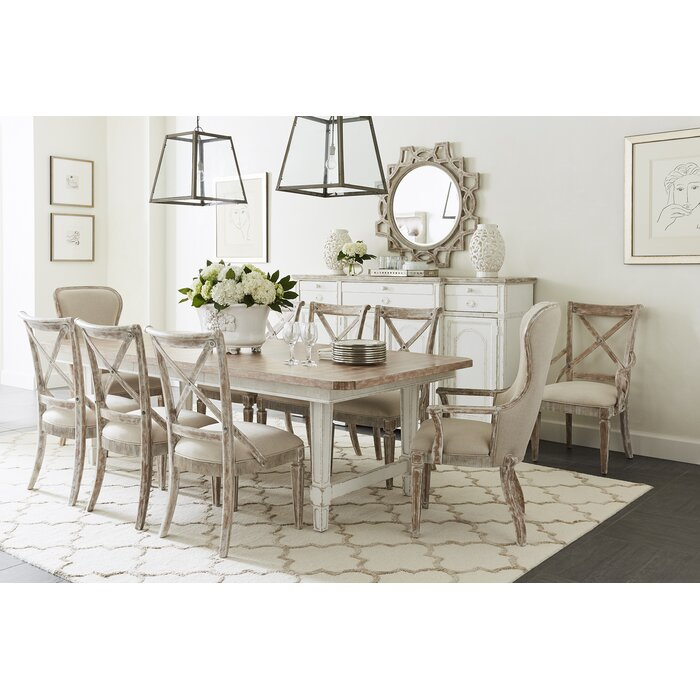 Stanley Juniper Dell 11 Piece Dining Set Reviews Wayfair