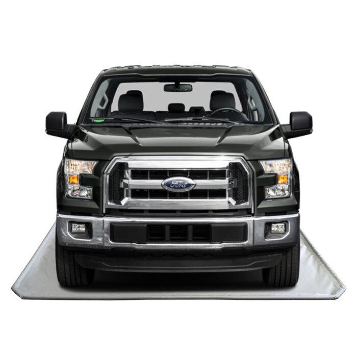 Coco Mats N More Floor Defender Truck Garage Containment Mat U0026 Reviews |  Wayfair