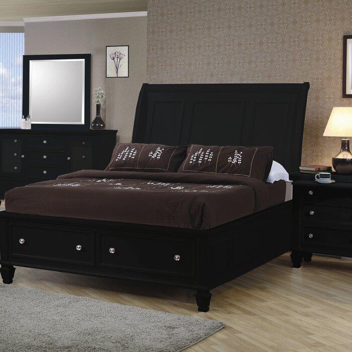 . Wildon Home   Ridgewood Platform Bed   Reviews   Wayfair