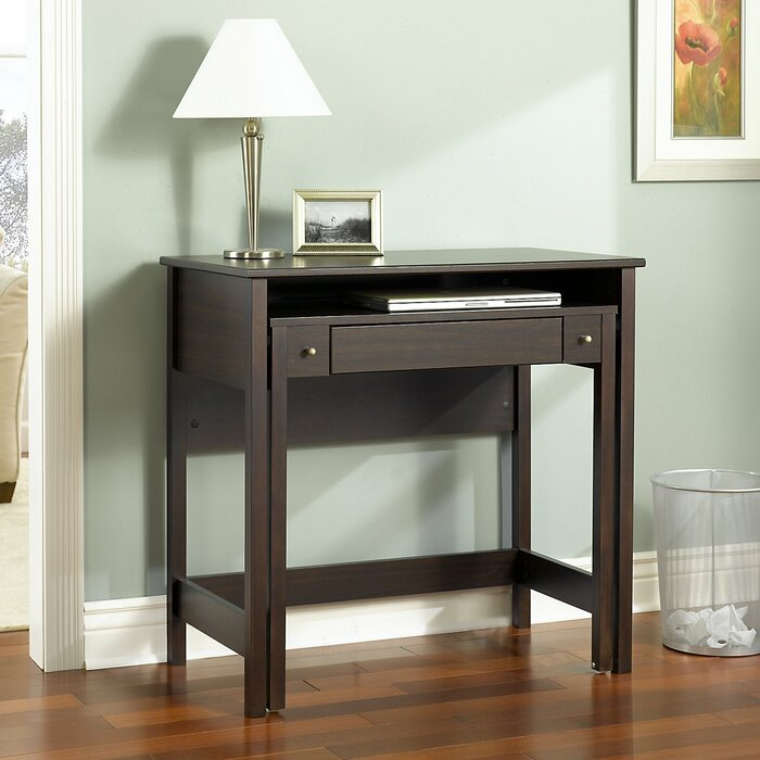 Bush Furniture Pull Out Computer Desk U0026 Reviews | Wayfair