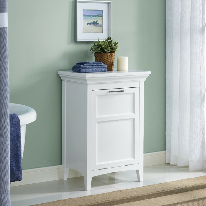 Avington Cabinet Laundry Hamper