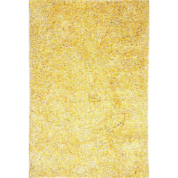 . AMER Rugs Cozy Yellow Area Rug   Reviews   Wayfair