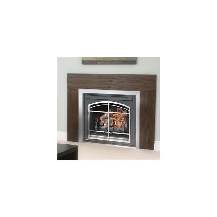 Napoleon 42  Ventless Gas Fireplace Reviews