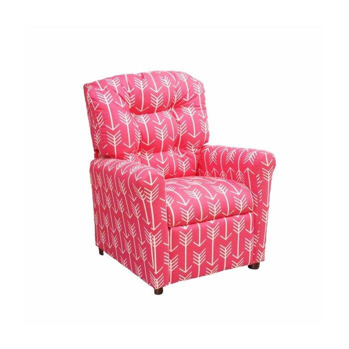 - Brazil Furniture Arrow Kids Recliner & Reviews Wayfair