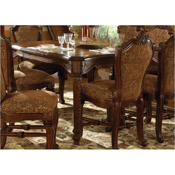 Michael Amini Windsor Court 9 Piece Dining Set U0026 Reviews | Wayfair