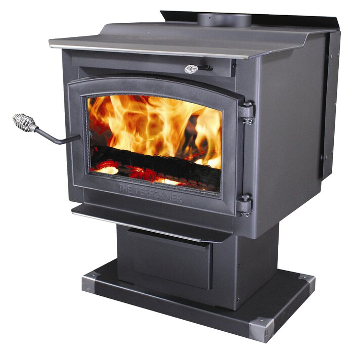 Vogelzang Performer 2 200 Square Foot Wood Stove With Er Reviews Wayfair - Warnock Hersey Wood Stove - Wood Boring Insects