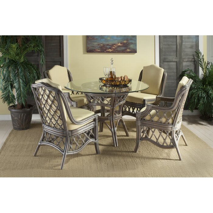 South Sea Rattan Nadine Dining Table Reviews