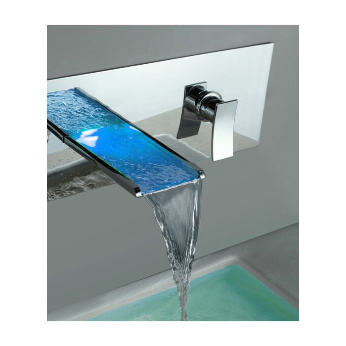 Modern Contemporary Bathtub Faucets You ll Love Wayfair