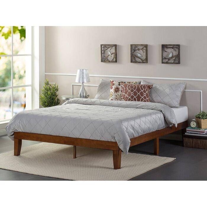 Zinus Platform Bed Reviews Wayfair. Red Loft Zinus Beds   penncoremedia com