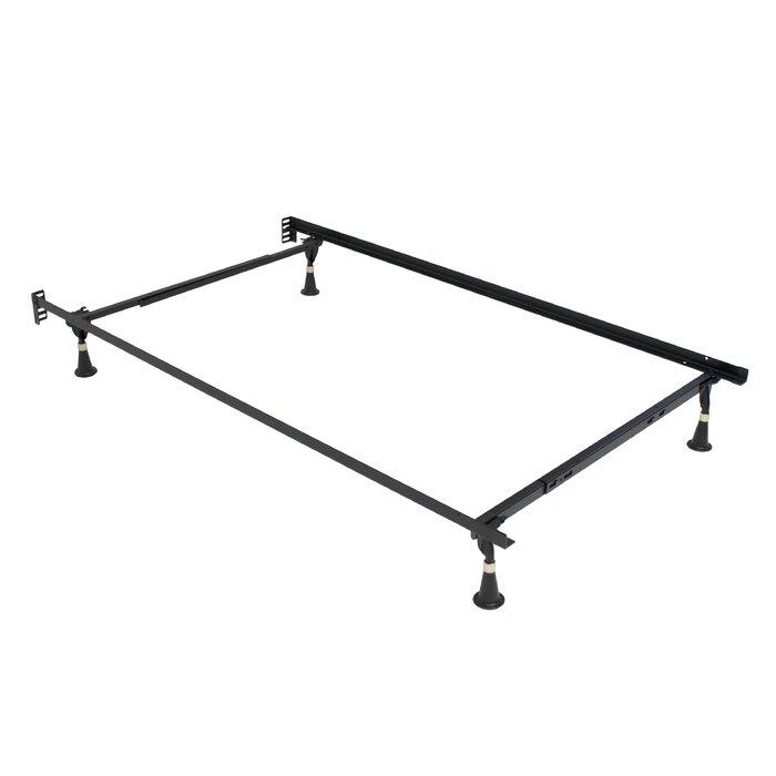 simmons beautyrest beautyrest® bed frame & reviews   wayfair