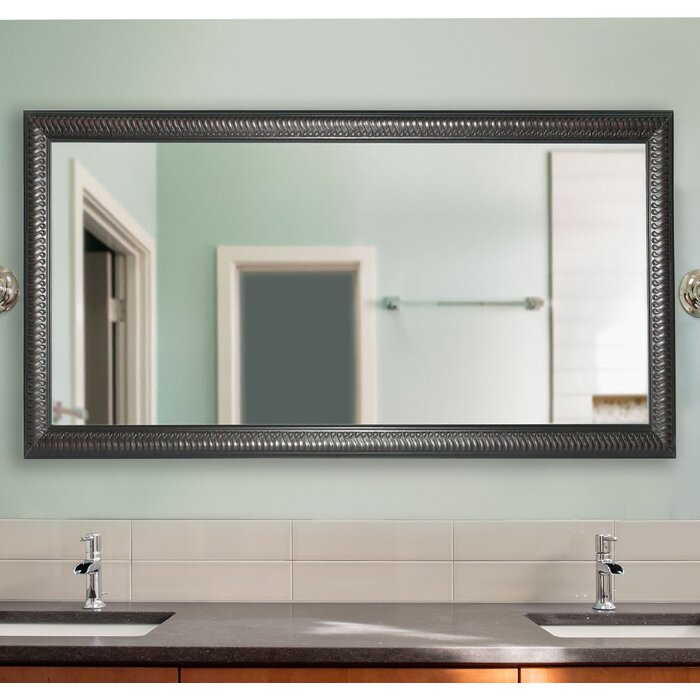 Rayne Mirrors Landyn Jace Royal Curve Double Vanity Mirror & Reviews |  Wayfair.ca