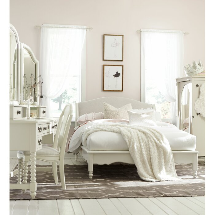 LC Kids Inspirations By Wendy Bellissimo Panel Configurable Bedroom Set U0026  Reviews | Wayfair
