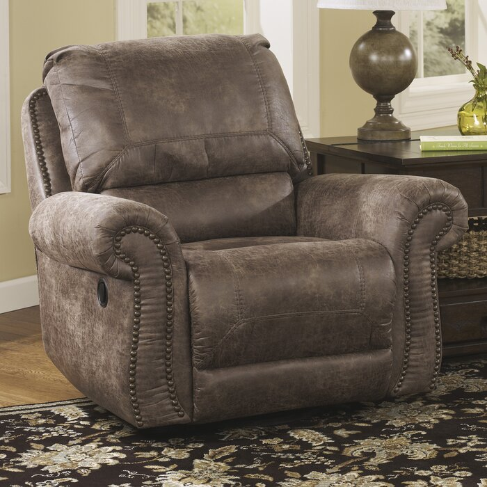 Signature Design by Ashley Evansville Manual Swivel Glider Recliner u0026 Reviews | Wayfair & Signature Design by Ashley Evansville Manual Swivel Glider ... islam-shia.org