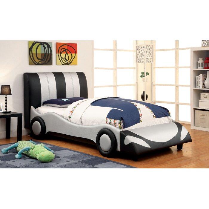 Speedy Racer Car Bed