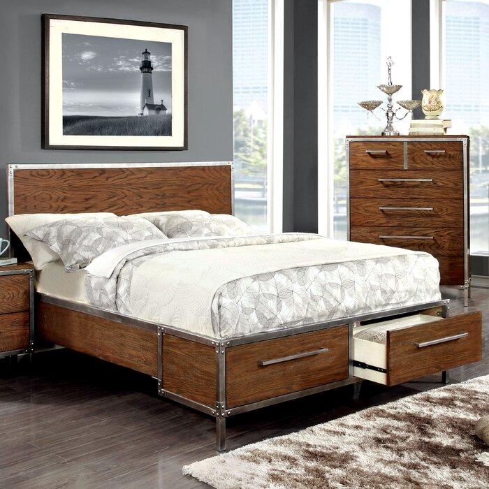 trent austin design willard platform bed reviews wayfair - Bed Frames Austin