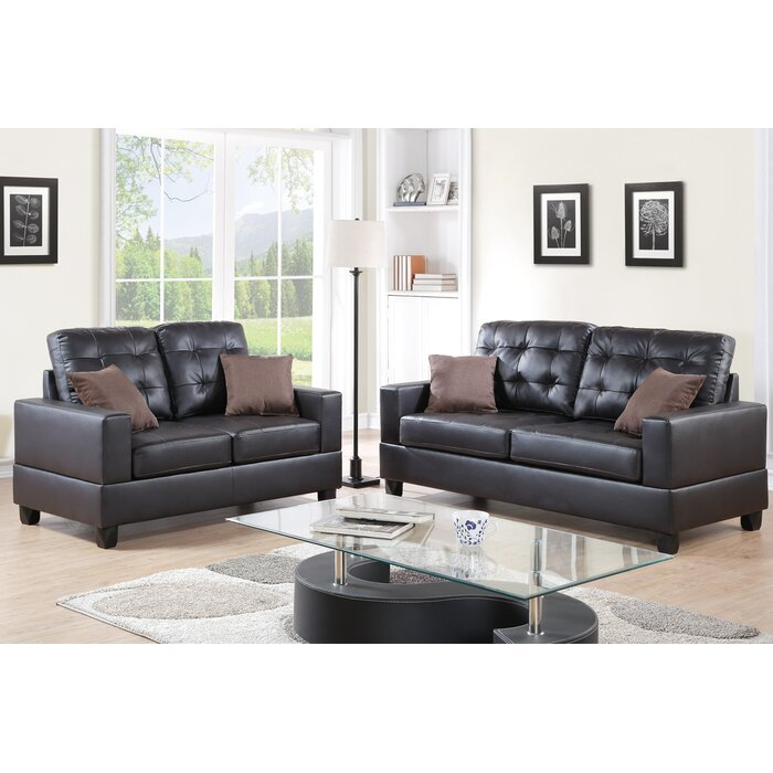 Wonderful Zipcode Design Cheyne 2 Piece Living Room Set U0026 Reviews | Wayfair