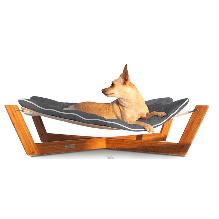 - Pet Lounge Studios Bambu Cross Pet Hammock & Reviews Wayfair
