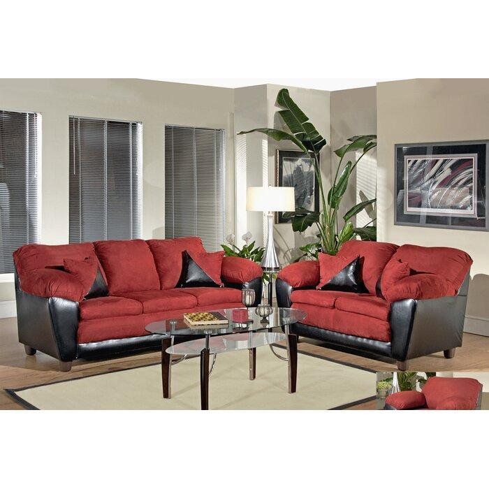 Living Room Furniture Brooklyn piedmont furniture brooklyn configurable living room set & reviews