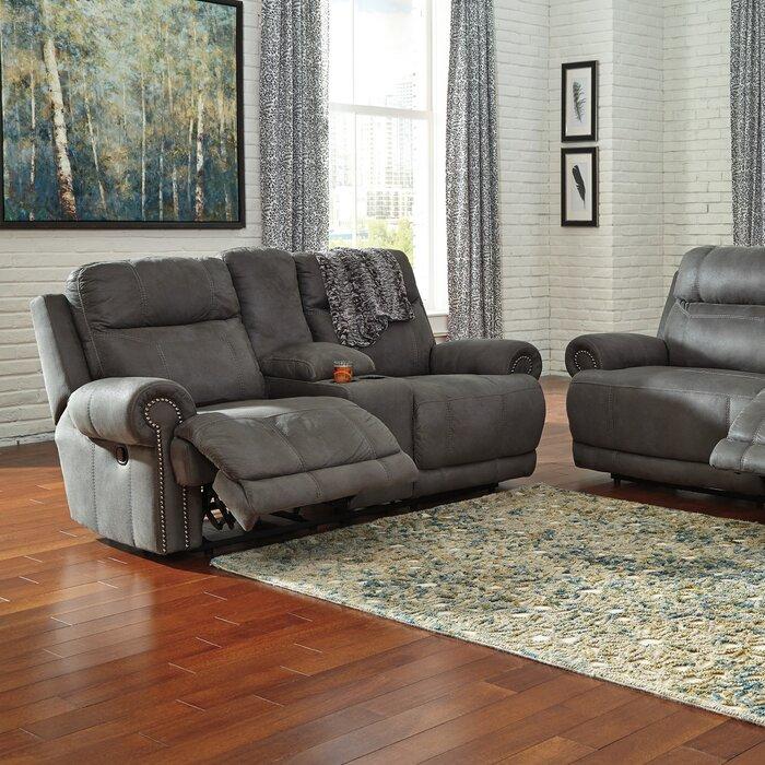 & Red Barrel Studio Culver 2 Seat Reclining Sofa u0026 Reviews | Wayfair islam-shia.org
