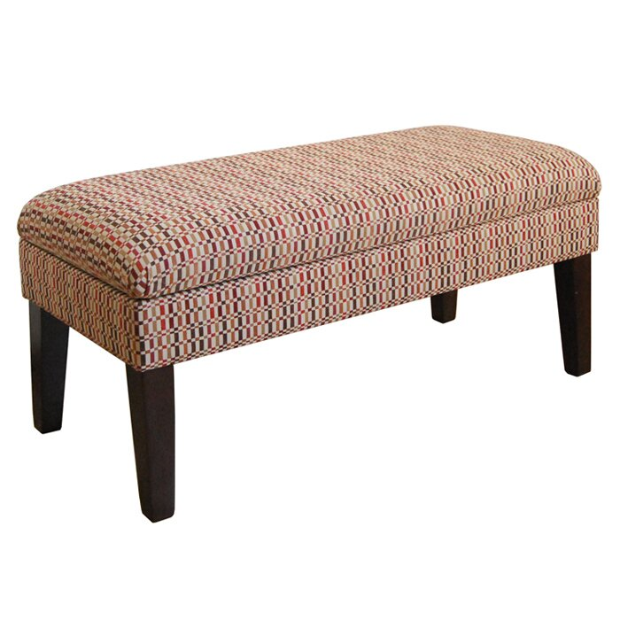 Decorative One Seat Bench with Storage - Bedroom Benches You'll Love Wayfair