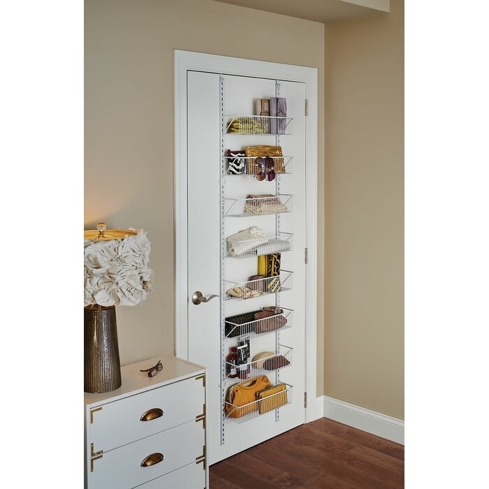 ClosetMaid Adjustable Overdoor Hanging Organizer U0026 Reviews   Wayfair