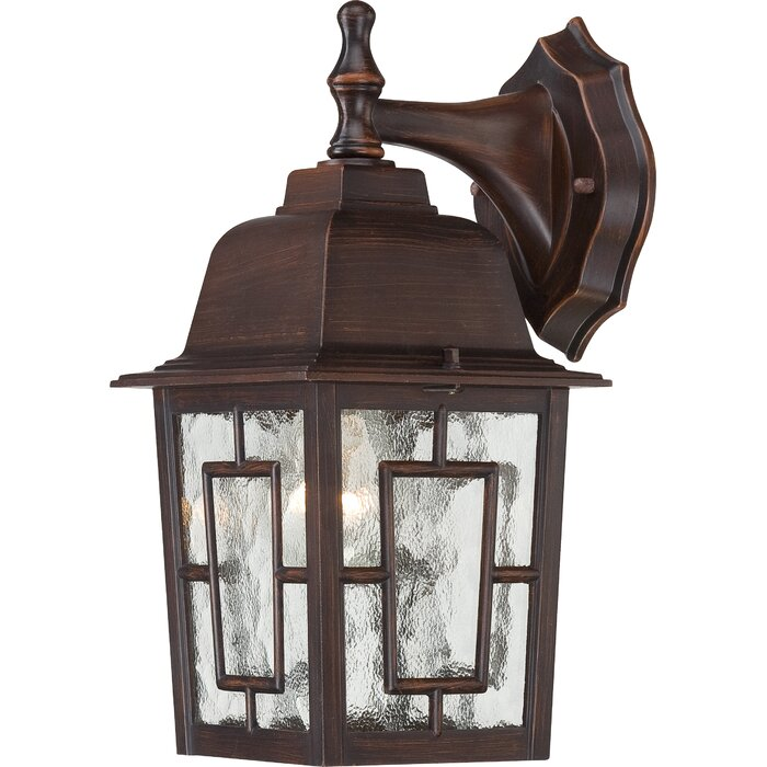 Timmons 1 Light Outdoor Wall Lantern