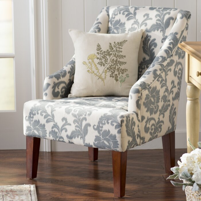 Lark Manor Luce Ikat Armchair U0026 Reviews | Wayfair