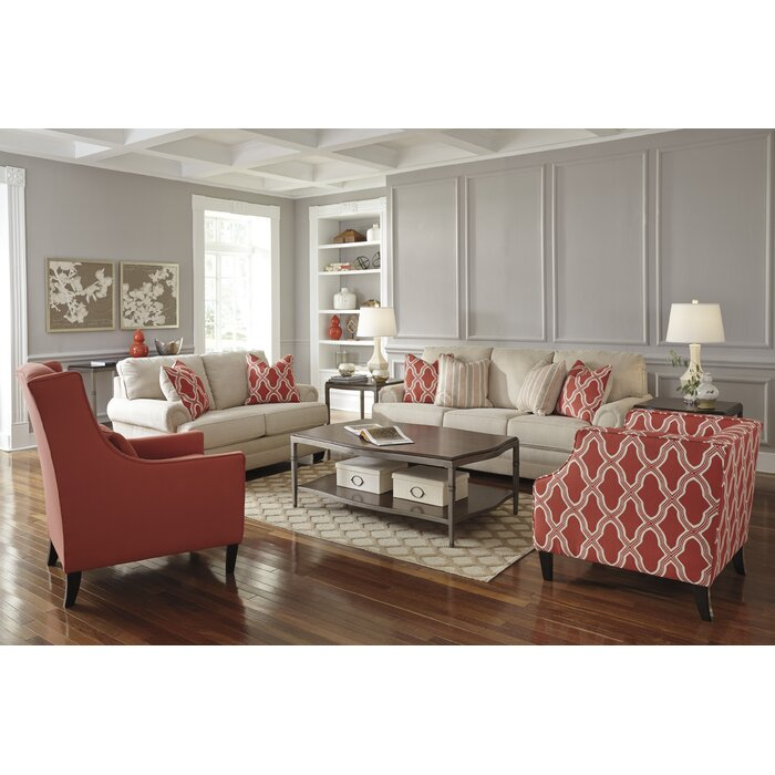 August Grove Winn Living Room Collection   Reviews   Wayfair. Living Room Collections. Home Design Ideas