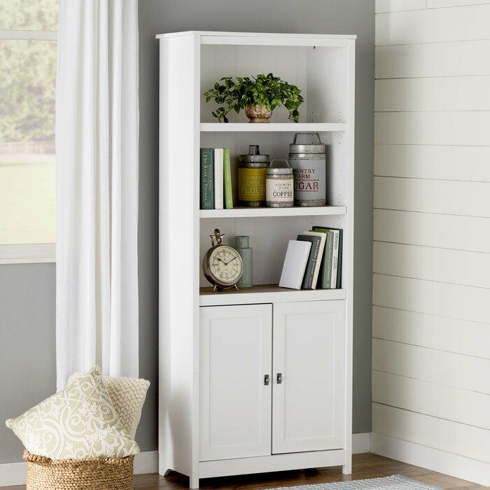 - Bookcases With Doors You'll Love Wayfair